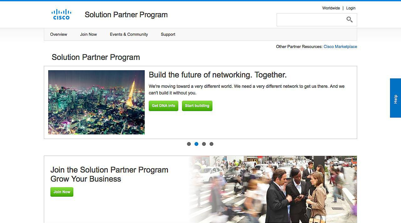 Cisco Solution Partner Program