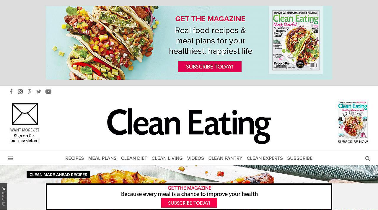 Clean Eating Magazine