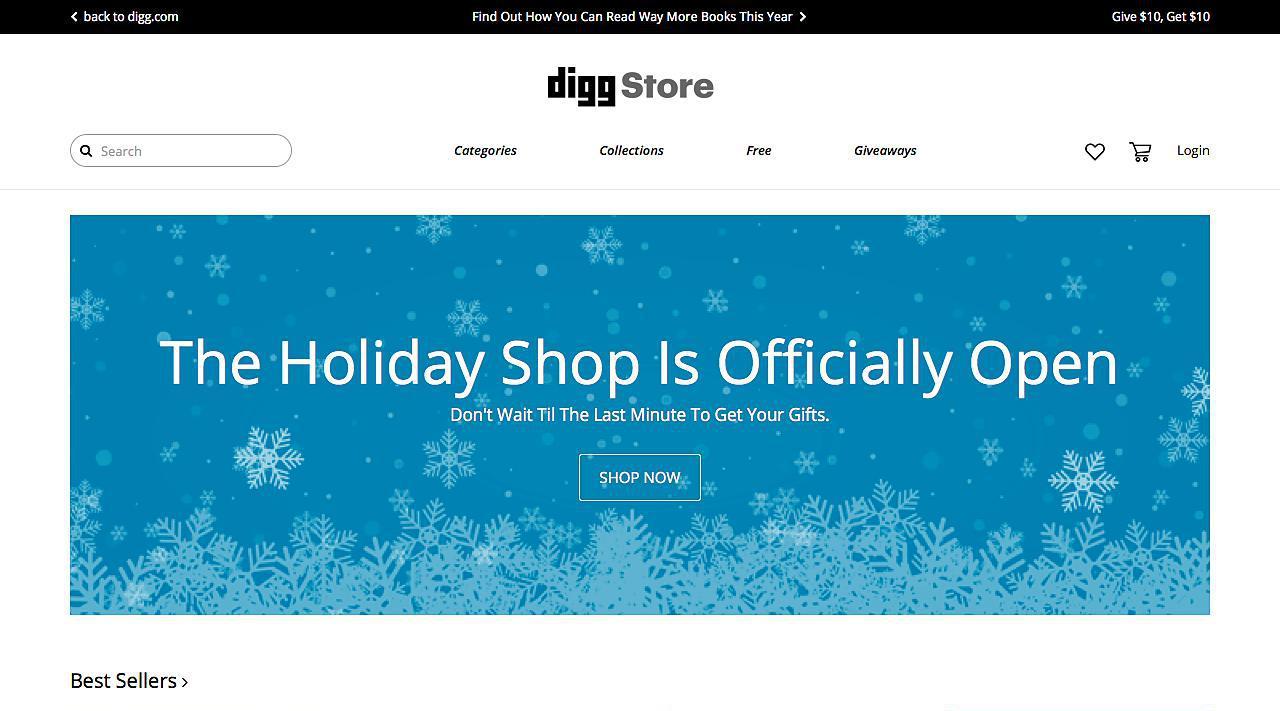 Digg Store