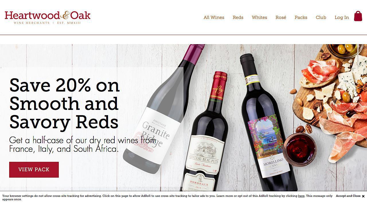 Heartwood & Oak Wine Merchants