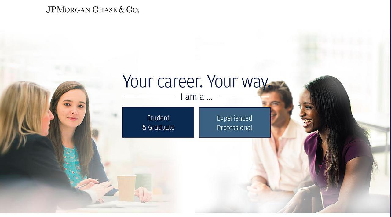 JPMorgan Chase and Co. Jobs and Internships