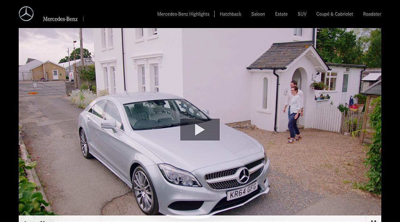 Mercedes-Benz Video Channel