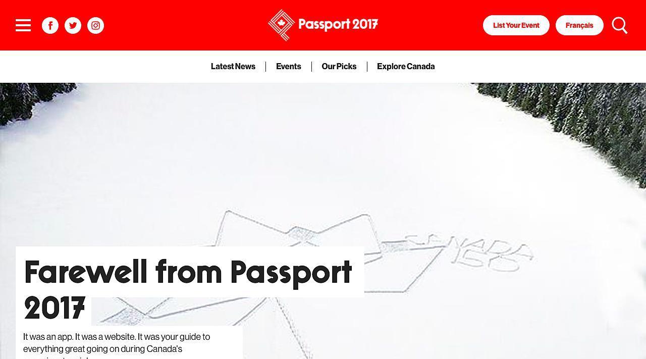 Passport 2017