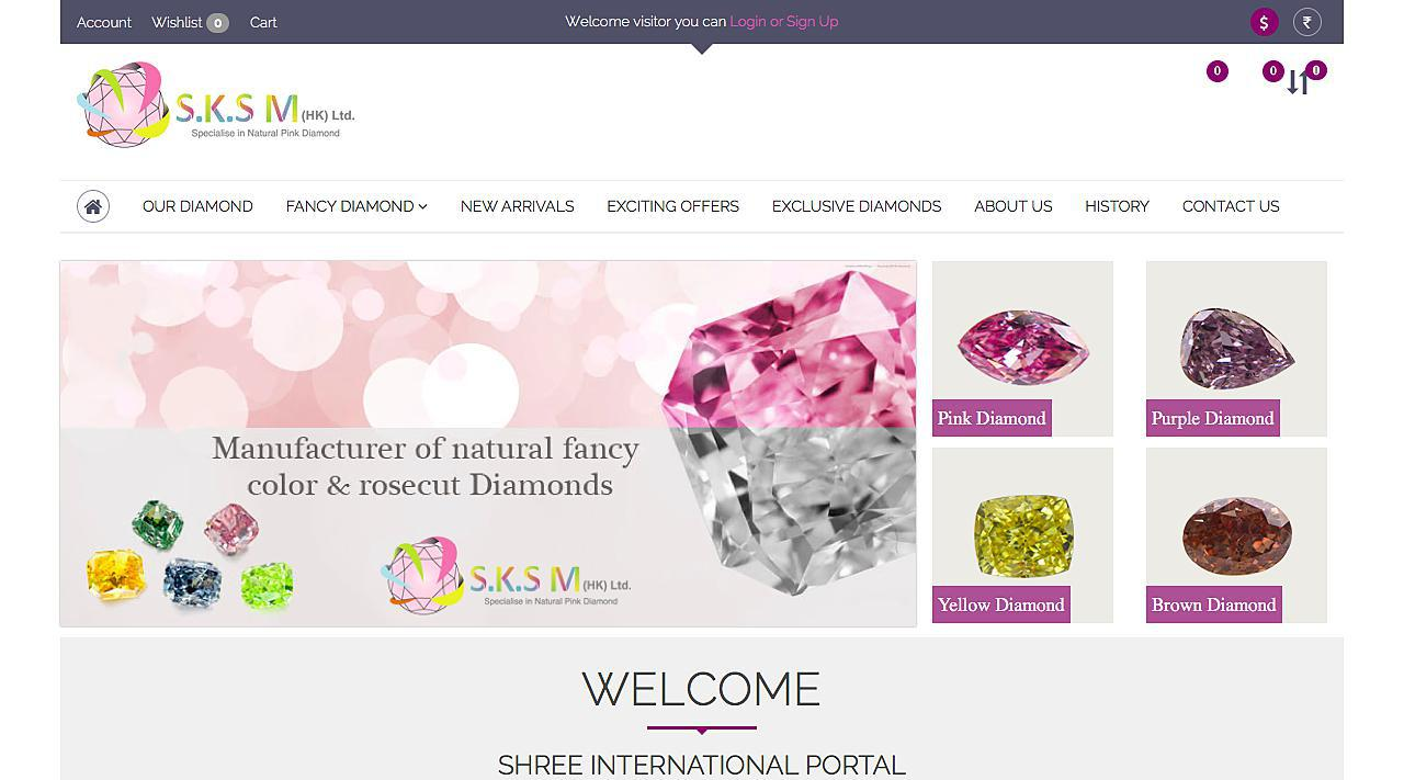 Shree International Diamonds