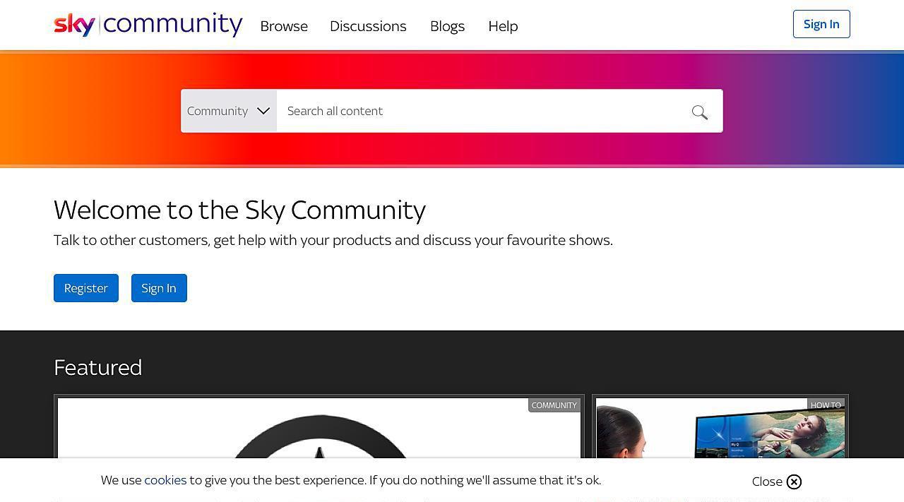 Sky Community