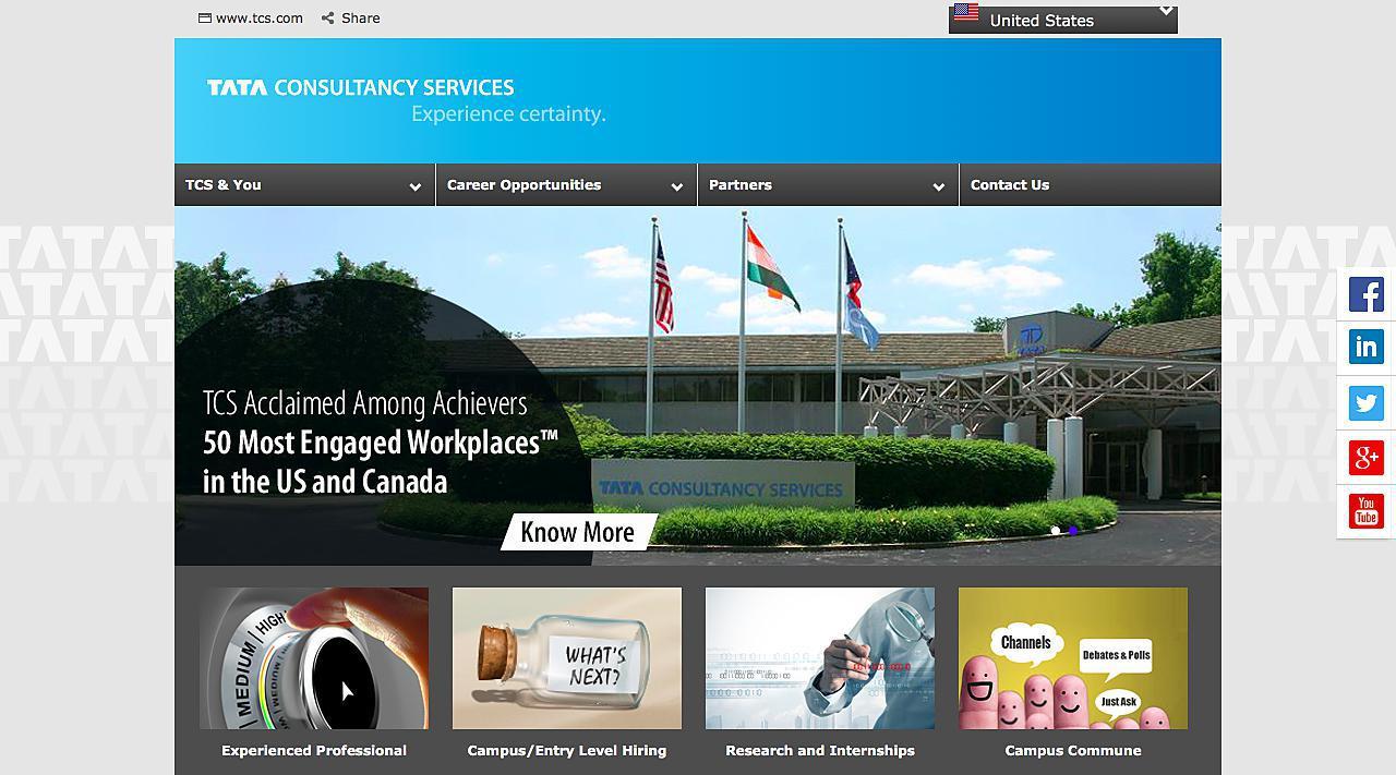 Tata Consultancy Services Careers
