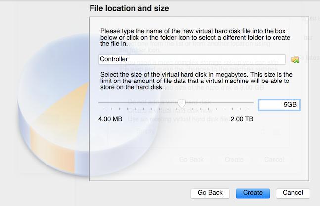 VirtualBox Virtual Disk
