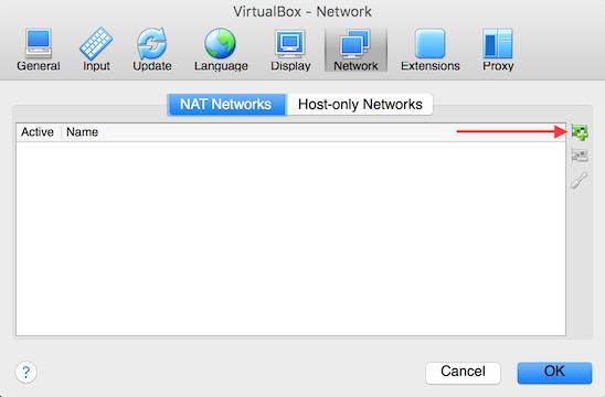 VirtualBox Nat Networks