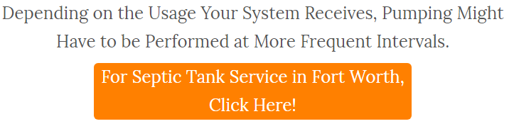 Septic Tank Cleaning Service Fort Worth | Septic Service