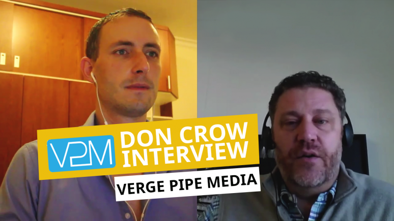 DonCrow VergePipeMedia