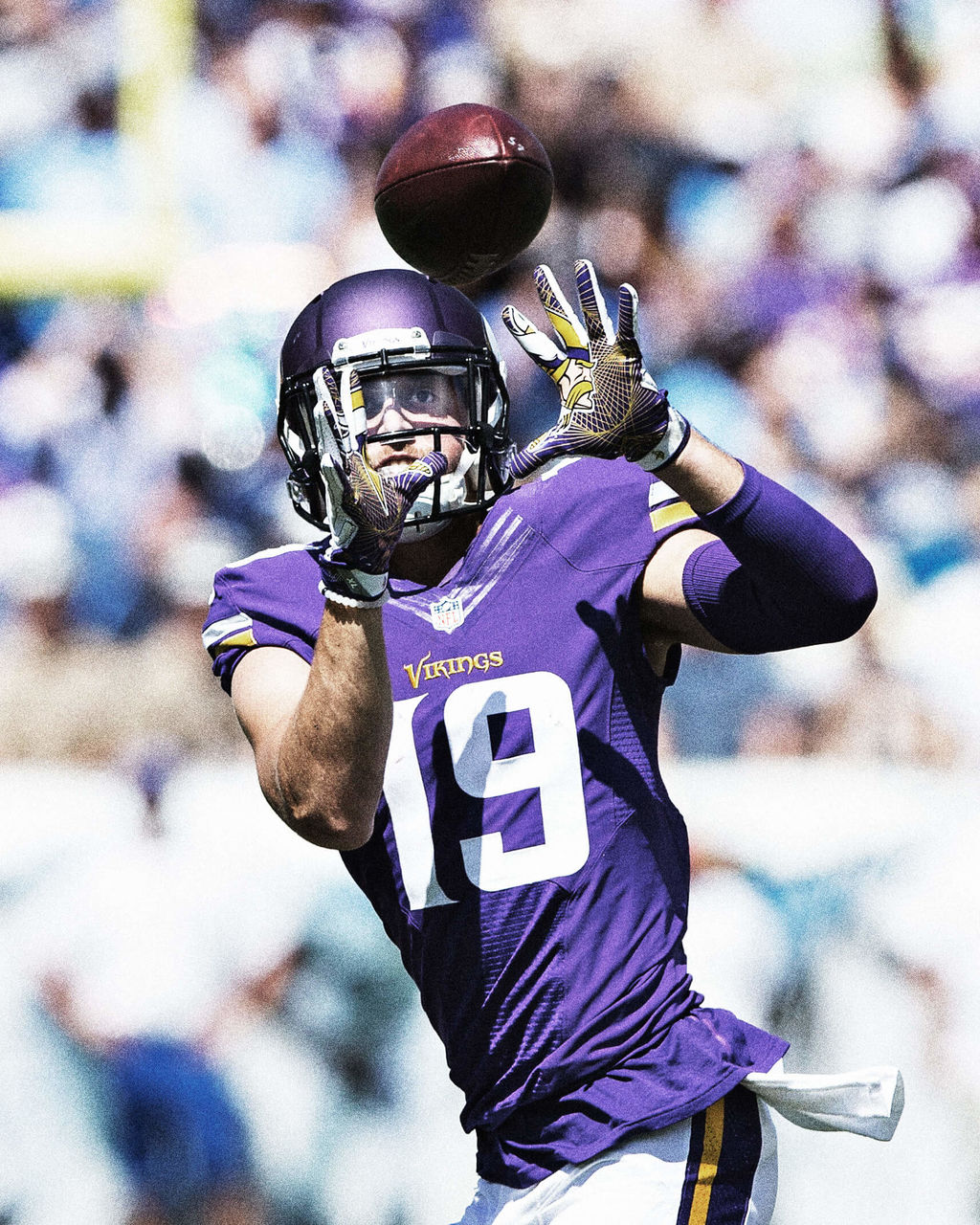 cheaper 5584e e791a Welcome to the Adam Thielen Experience