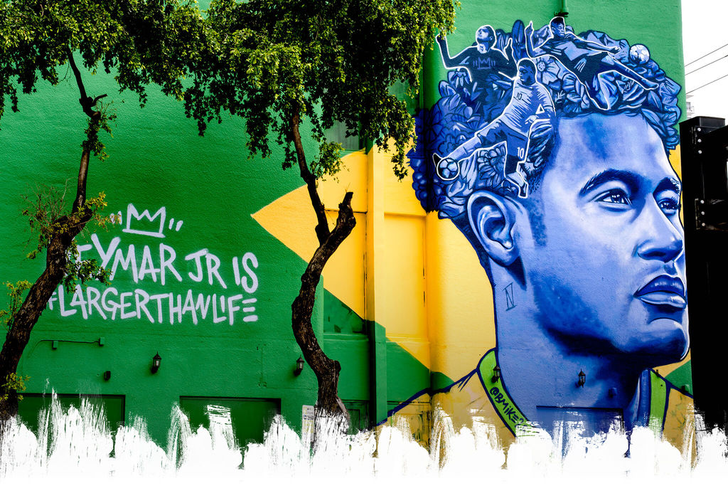 Inside The Unstoppable Greatness Of Neymar