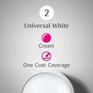One Coat Coverage Gel Paint