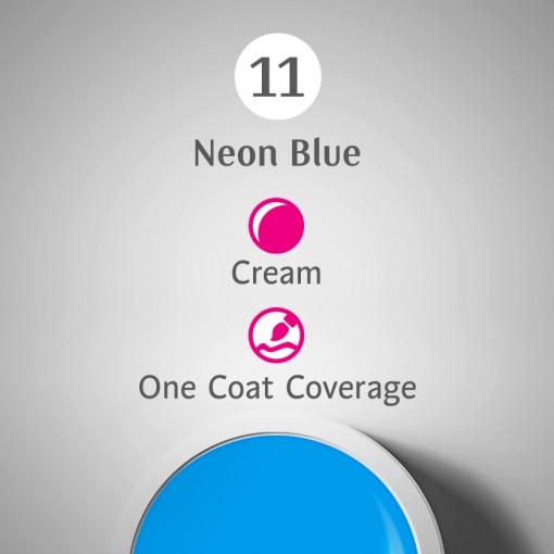 Magic Gel System - Neon Blue Gel Paint