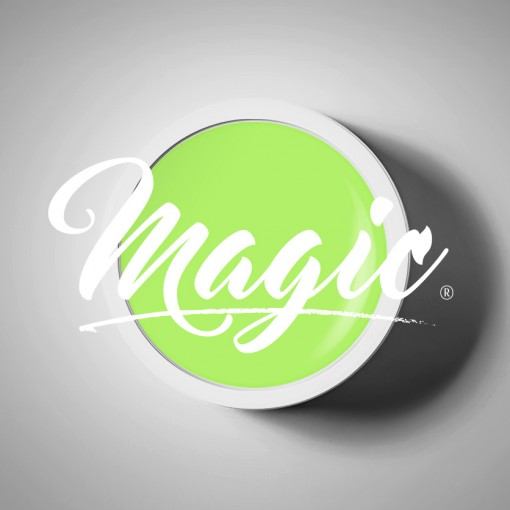 Magic Gel System - Apple Green