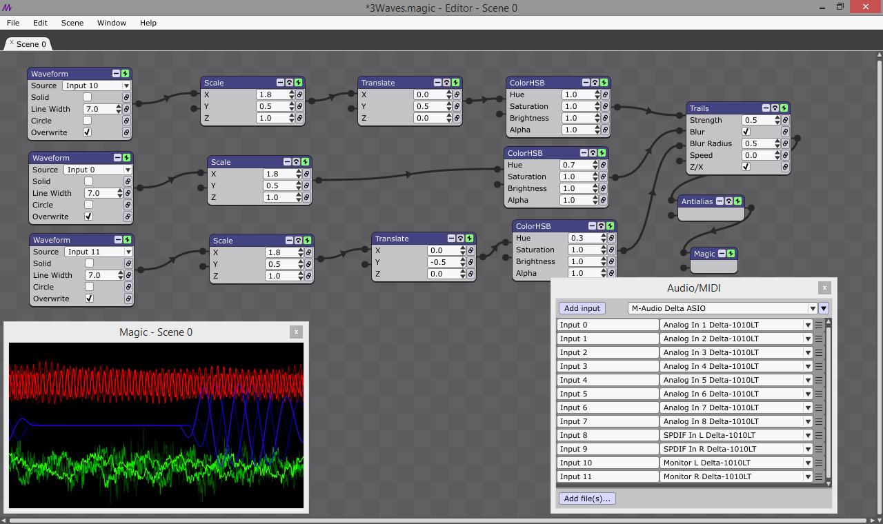 Screenshot for Magic Video DJ Software