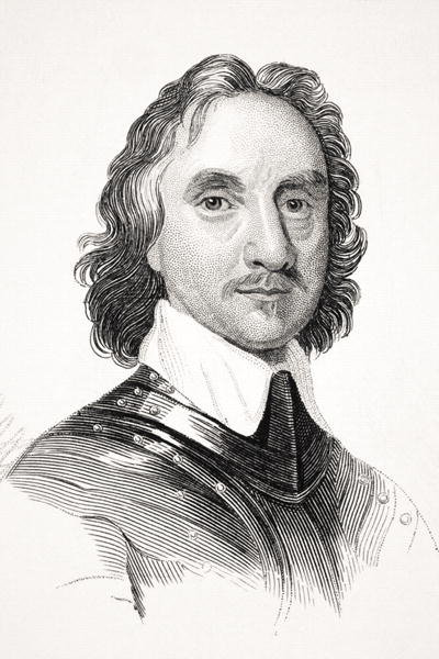 oliver cromwell thesis