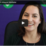Video: Meet Rita, our Inbound Marketer