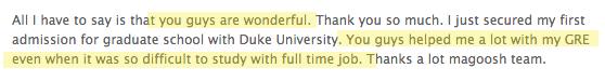 Duke - full time job