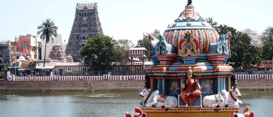 Kapaleeshwar Temple-28
