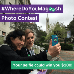 Win $100 in the #WhereDoYouMagoosh Photo Contest!