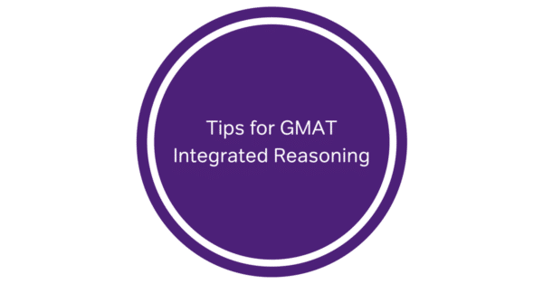 integrated reasoning gmat