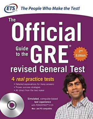 ETS GRE practice test
