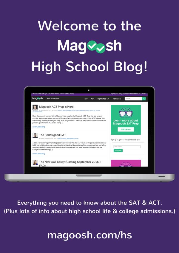 high school blog