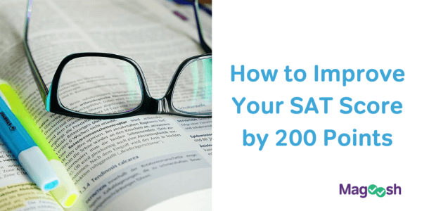 How can I raise my SAT score?