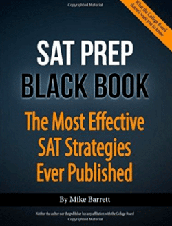 sat prep black book - book review from magoosh