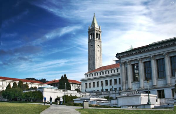 UC Berkeley Campus - AP test scores