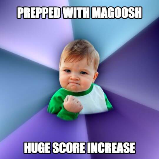 Prepped with Magoosh