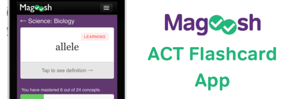 ACT Flashcard App