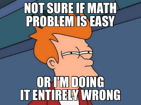 Not sure if Math Problem is Easy should study with SAT Test Prep App