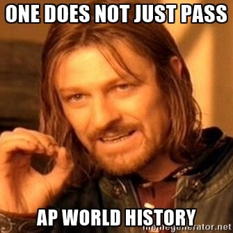 AP World History -Magoosh