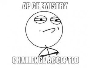 AP Chemistry Exam -Mgaoosh