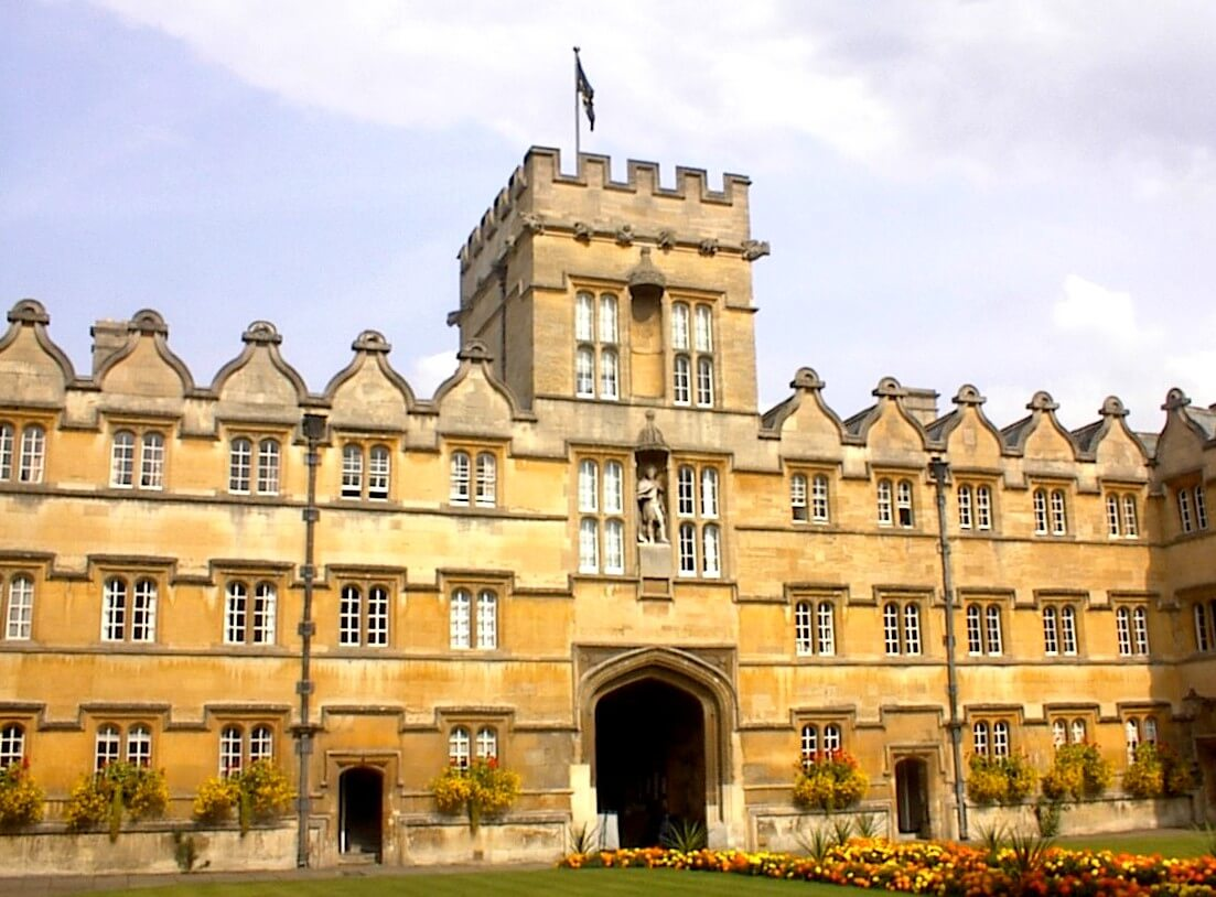 University of Oxford-magoosh