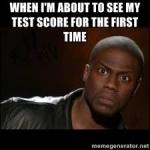 Acceptable Miller Analogies Test Score