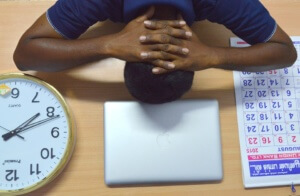 high school student teaching through time management
