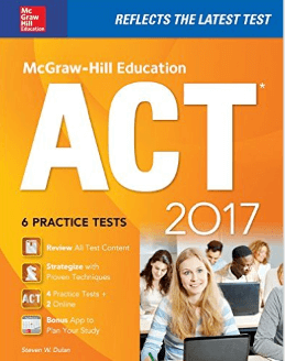 McGraw Hill ACT 2017