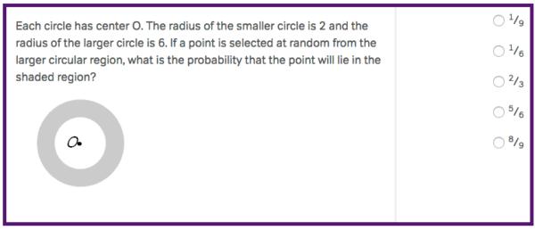 ACT math topics probability