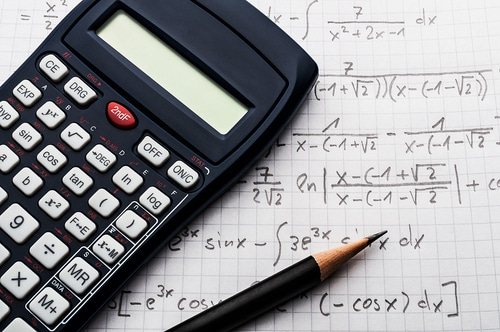 calculus and calculator
