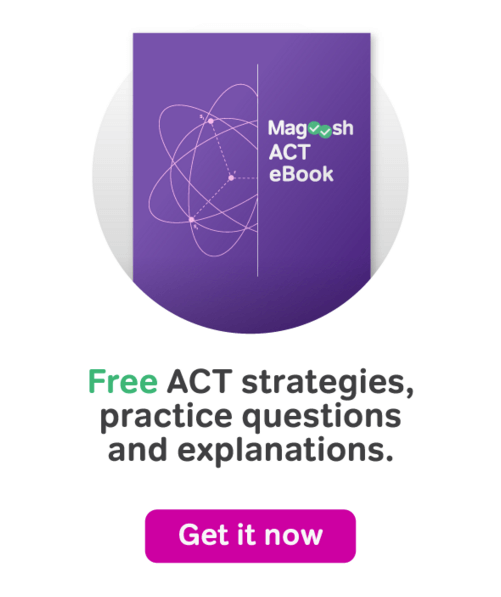 ACT study guide eBook