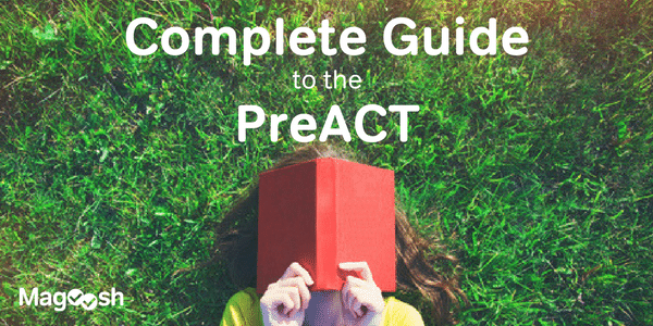 PreACT Test Pre ACT Test