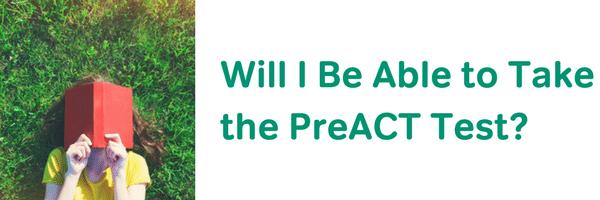 preact practice test