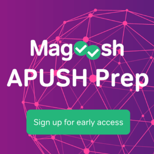 early access to Magoosh AP US History test prep
