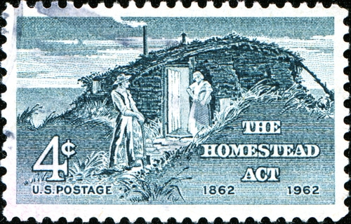 homestead act apush