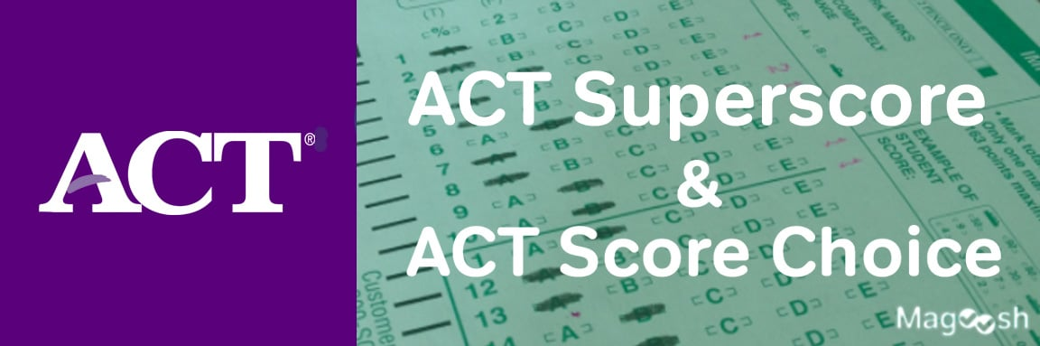 act superscore -magoosh