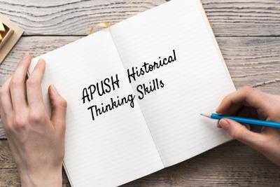 APUSH historical thinking skills
