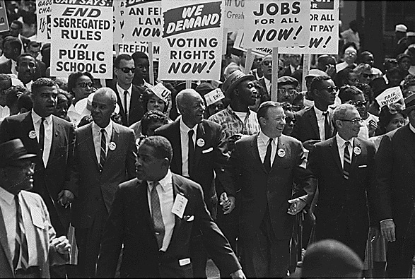 Civil Rights Act 1964 apush